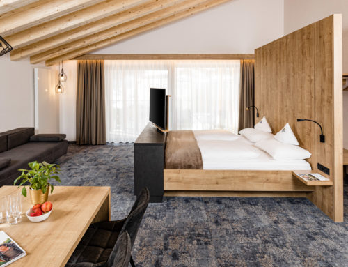 Hotel Schneeberg Suite